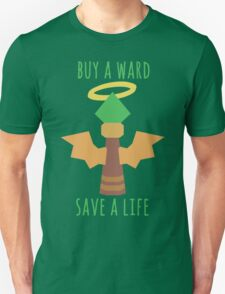 BUY A WARD SAVE A LIFE (GREEN WARD) T-Shirt