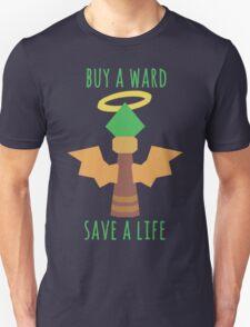 BUY A WARD SAVE A LIFE (GREEN WARD) T-Shirt