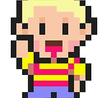 Lucas - Mother 3 by fuzzynegi