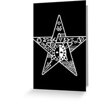 Persona! - star Greeting Card