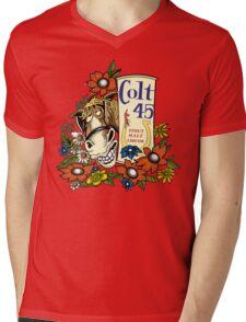 Jeff Spicoli's Original Colt 45 - HD Colt Mens V-Neck T-Shirt