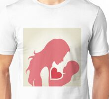 Mum and baby Unisex T-Shirt