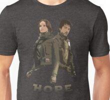 Jyn Erso/Cassian Andor ROGUE ONE Unisex T-Shirt