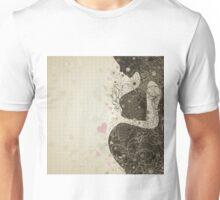 Pregnant girl7 Unisex T-Shirt