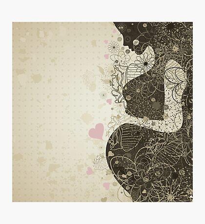 Pregnant girl7 Photographic Print
