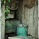 The old laundry. by Jeanette Varcoe.
