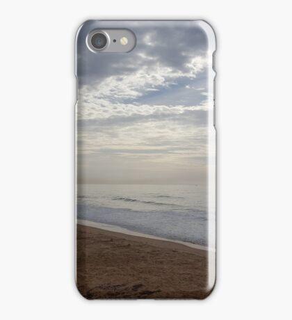 Where sea meets sky iPhone Case/Skin