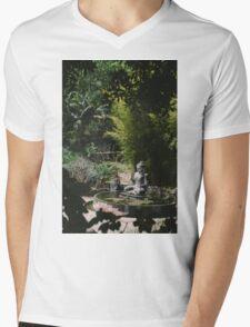 Tranquility. Mens V-Neck T-Shirt