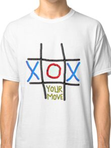 tic-tac Hugs and Kisses YOUR MOVE Classic T-Shirt