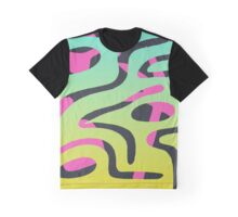 Double Reality (Vitamin) Graphic T-Shirt