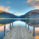 Lake Rotoiti, Nelson Lakes National Park by Images Abound | Neil Protheroe