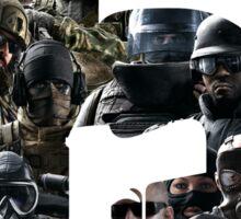 Rainbow Six: Siege Sticker