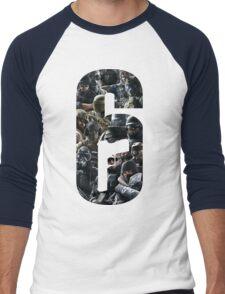 Rainbow Six: Siege Men's Baseball ¾ T-Shirt
