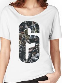 Rainbow Six: Siege Women's Relaxed Fit T-Shirt