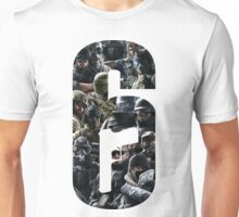 Rainbow Six: Siege Unisex T-Shirt