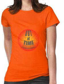 OUT of TIME Womens Fitted T-Shirt