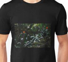 Dense, green forest Unisex T-Shirt