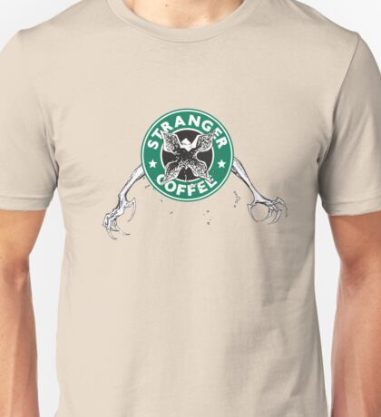 Stranger-Coffee Unisex T-Shirt