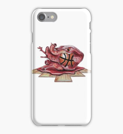 Love and Basketball iPhone Case/Skin
