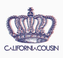 CaliforniaCousin The Royal Tee by Josh David