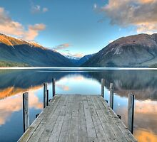 Lake Rotoiti, Nelson Lakes by Images Abound | Neil Protheroe