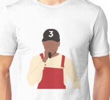 Chance the Rapper - SNL Performance Unisex T-Shirt