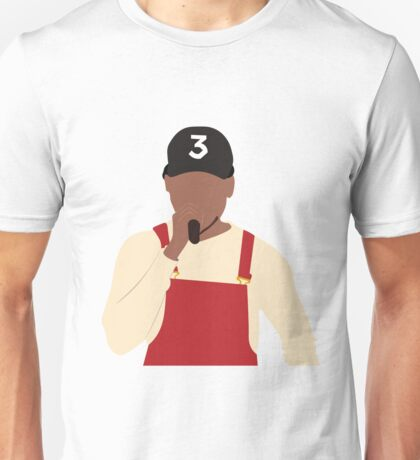 Chance the Rapper - SNL Performance Unisex T-Shirt