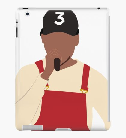 Chance the Rapper - SNL Performance iPad Case/Skin