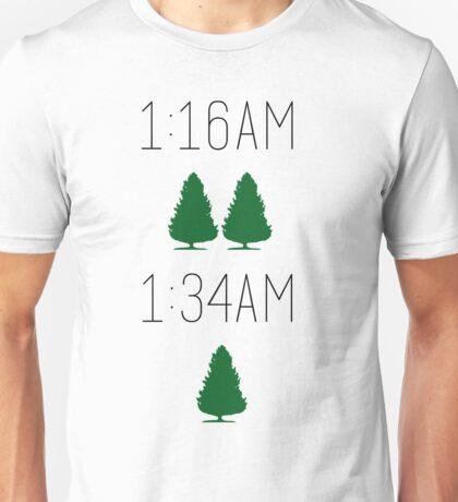 Twin Pines Mall/Lone Pine Mall Unisex T-Shirt