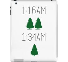 Twin Pines Mall/Lone Pine Mall iPad Case/Skin