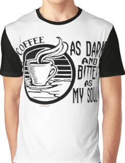 Coffee, just the way we like it Graphic T-Shirt