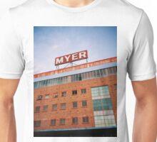 Myer. Unisex T-Shirt