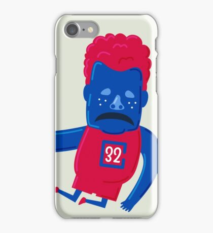 Shake and Blake Griffin iPhone Case/Skin