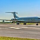Vickers VC10 C.1K XR808 by Colin Smedley