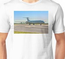 Vickers VC10 C.1K XR808 Unisex T-Shirt