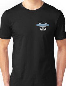 Combat Infantry Badge and Airborne Unisex T-Shirt