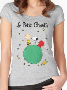 Little Prince Women's Fitted Scoop T-Shirt