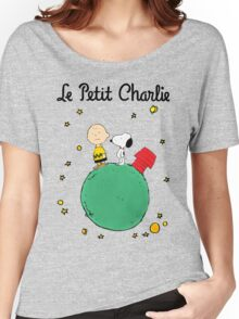 Little Prince Women's Relaxed Fit T-Shirt