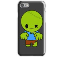 ZED - MY FIRST ZOMBIE iPhone Case/Skin