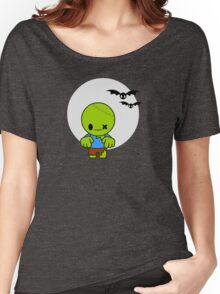 ZED - MY FIRST ZOMBIE Women's Relaxed Fit T-Shirt