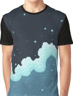 Snowall Galaxy Graphic T-Shirt