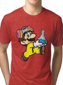 Breaking Bad Super Mario Tri-blend T-Shirt