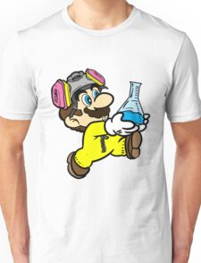 Breaking Bad Super Mario Unisex T-Shirt