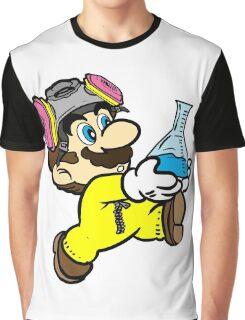 Breaking Bad Super Mario Graphic T-Shirt