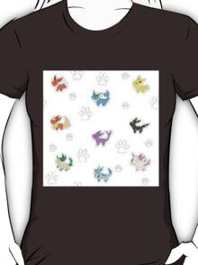 Pokémon - Eeveelutions! T-Shirt