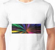 Warp Speed Panorama Unisex T-Shirt