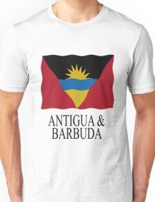 Flag Antigua and Barbuda Unisex T-Shirt