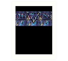 Prism Tour - Dark Horse Art Print