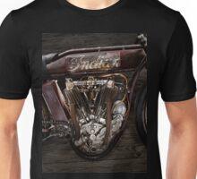 Indian Board Tracker Original and Unrestored No.1 Unisex T-Shirt