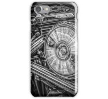 Motor bike detail iPhone Case/Skin